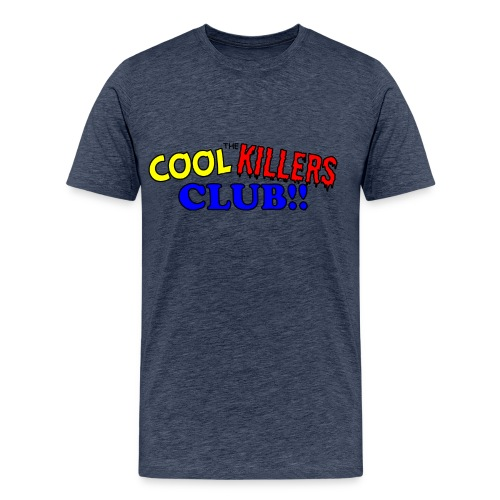 The Cool Killers Club - Men's Premium T-Shirt