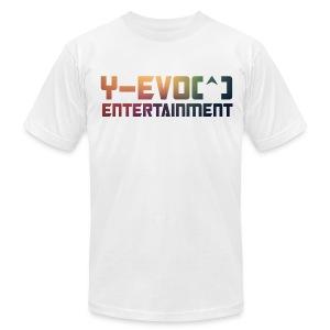 Y-EVO(^) Entertainment's Men Shirt  NO LINE - MEN - Men's Fine Jersey T-Shirt