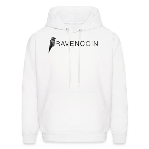 Ravencoin II black - Men's Hoodie
