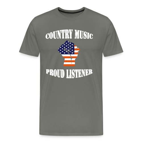 Country Music T-Shirt - Men's Premium T-Shirt