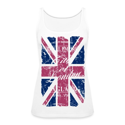 London- England - Women's Premium Tank Top
