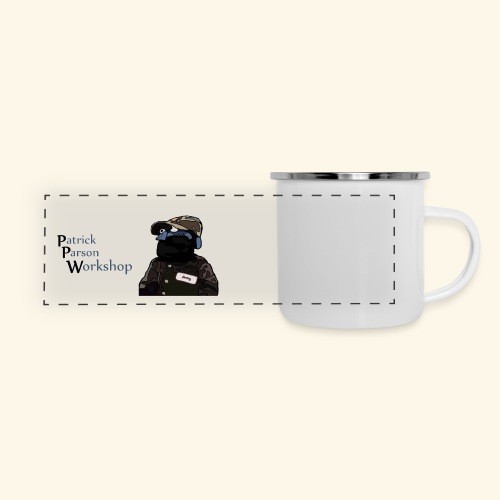 Jimmy Camper Mug - Panoramic Camper Mug