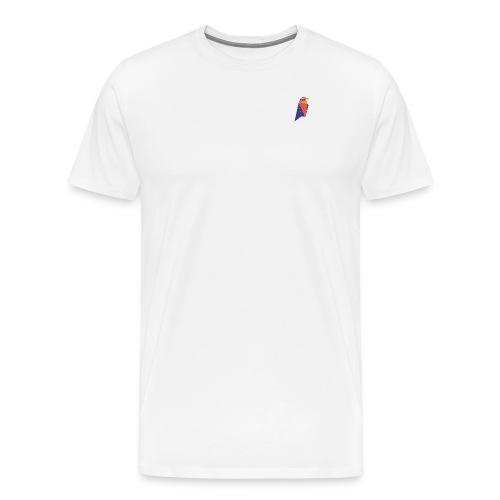 Gentleman's Ravencoin Original - Men's Premium T-Shirt