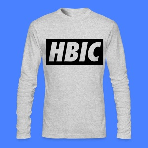 HBIC Long Sleeve Shirts - stayflyclothing.com - Men's Long Sleeve T-Shirt by Next Level
