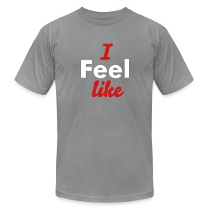 DEFINE Feel - Men's T-Shirt by American Apparel