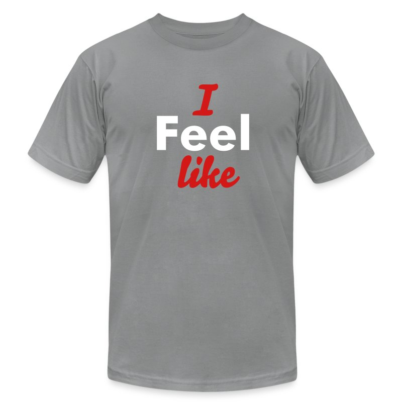 DEFINE Feel - Men's Fine Jersey T-Shirt