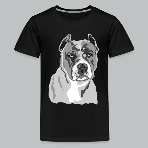 Blue Nose Pitbull - Kid's - Kids' Premium T-Shirt
