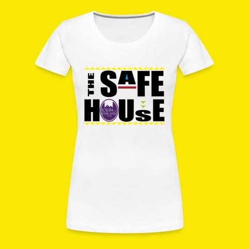 Women's Tee (Black Letters) - Women's Premium T-Shirt