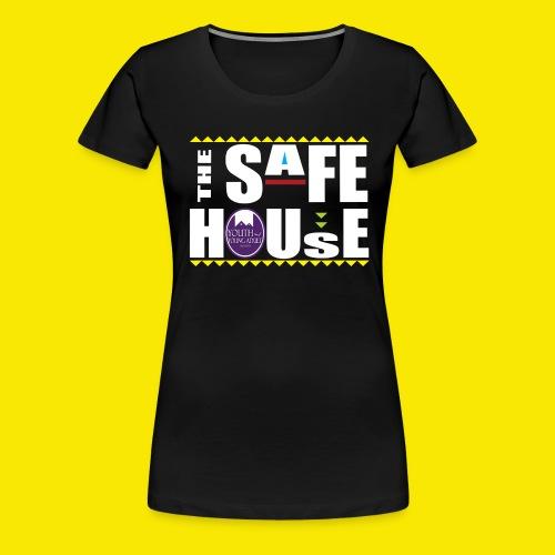 Women's Tee (White Letters) - Women's Premium T-Shirt