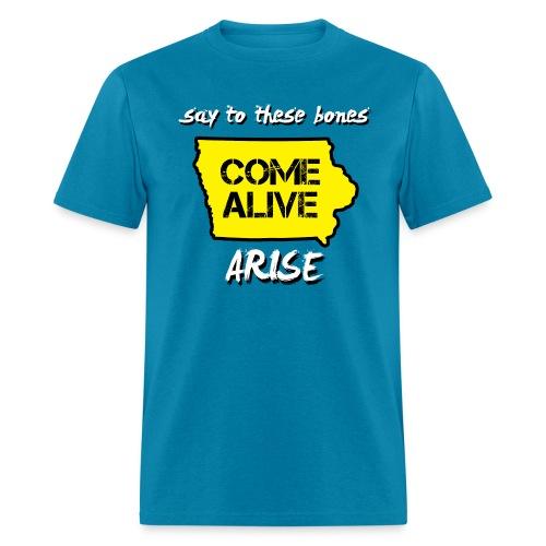 Come Alive Iowa T-shirt - men - Men's T-Shirt
