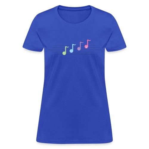Happy Note Women's Fit - Women's T-Shirt