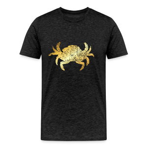 A Crab for Seafood Lovers (Vintage Gold)