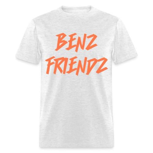 BENZ FRIENDZ - PEACH - Men's T-Shirt