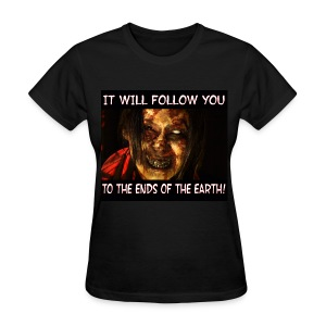 The Creepy Mystic! -Women's - Women's T-Shirt