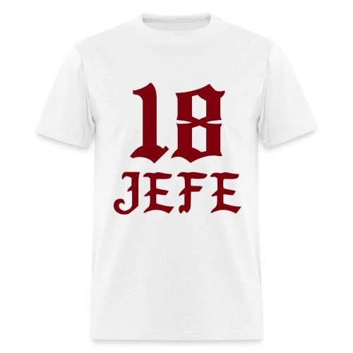 Big Jefe - White - Men's T-Shirt