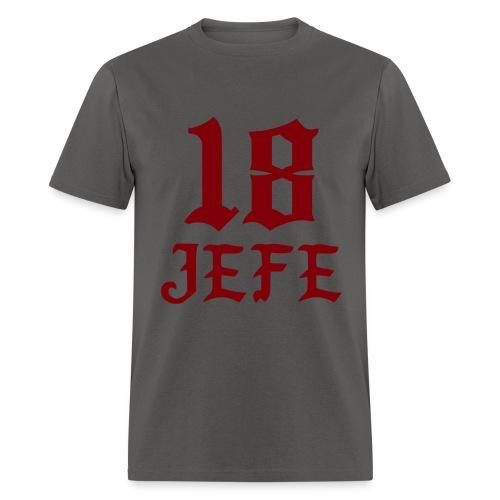 Big Jefe - Grey - Men's T-Shirt