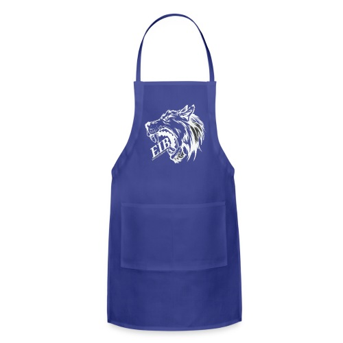 EMOTIONLESS IN BROOKLYN apron - Adjustable Apron