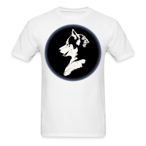 Husky Puppy T-shirts - Men's  - Men's T-Shirt