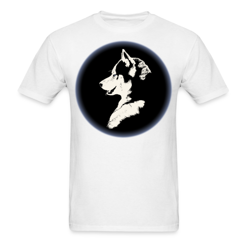 Husky Puppy T-shirts - Men's  - Men's T-Shirt
