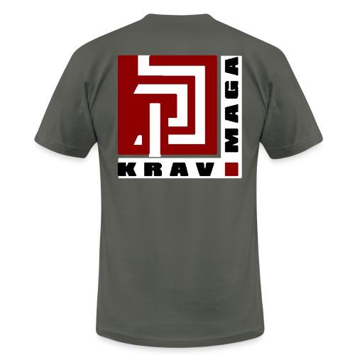 Mens Krav Maga NoHo T-shirt - Men's Fine Jersey T-Shirt