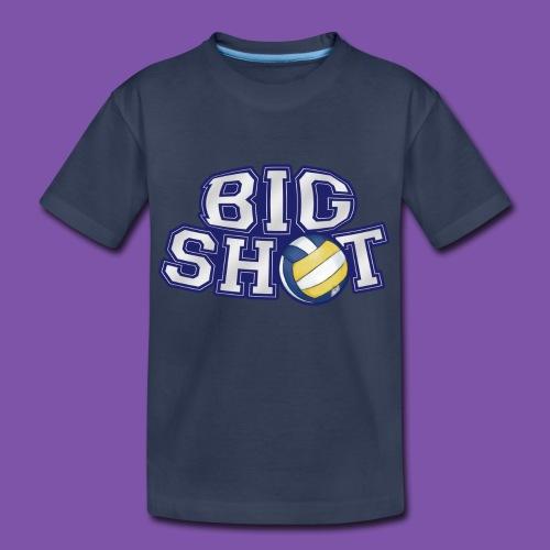 Big Shot Basketball - Kids' Premium T-Shirt