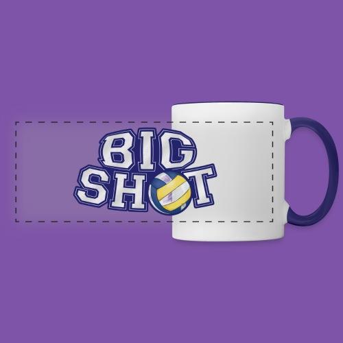 Big Shot Basketball - Panoramic Mug