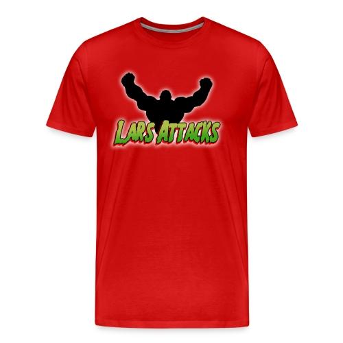 Lars Attack's Male T-Shirt - Men's Premium T-Shirt