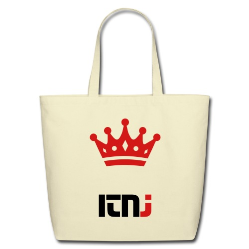 ITNJ Tote - Unisex - Eco-Friendly Cotton Tote