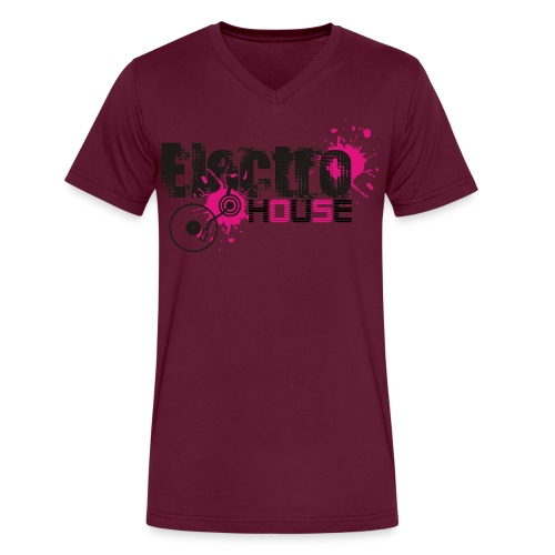 ratchets - Men's V-Neck T-Shirt by Canvas