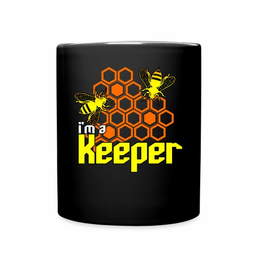 I'm A Beekeeper Mug for Apiarists - Full Color Mug