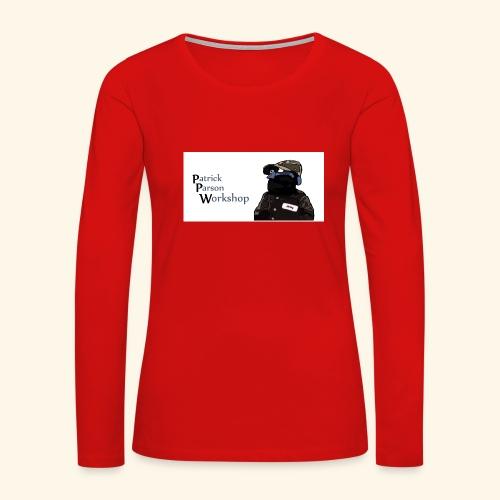 Jimmy Women's Long Sleve Shirt - Women's Premium Long Sleeve T-Shirt