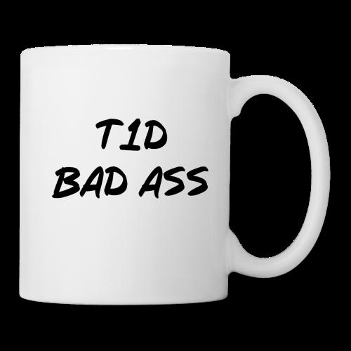 Type 1 Diabetic Bad Ass - Coffee/Tea Mug