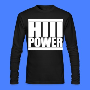 HiiiPOWER Long Sleeve Shirts - stayflyclothing.com - Men's Long Sleeve T-Shirt by Next Level