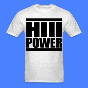 HiiiPOWER T-Shirts - stayflyclothing.com - Men's T-Shirt