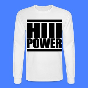 HiiiPOWER Long Sleeve Shirts - stayflyclothing.com - Men's Long Sleeve T-Shirt