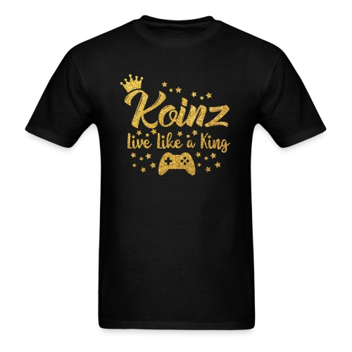 Live Like A King by Koinz - Men's T-Shirt