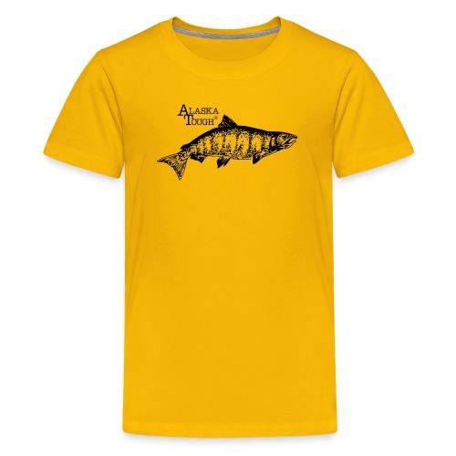 Salmon Fishing T-Shirt Kids - Kids' Premium T-Shirt