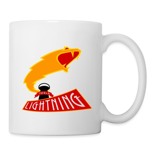 Tesla Lightning [lightning] - Coffee/Tea Mug