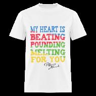 T-Shirts ~ Men's T-Shirt ~ Beating-Pounding-Melting
