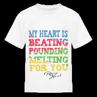 Kids' Shirts ~ Kids' T-Shirt ~ Beating-Pounding-Melting