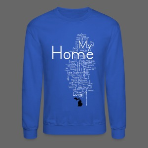 My Home - Crewneck Sweatshirt