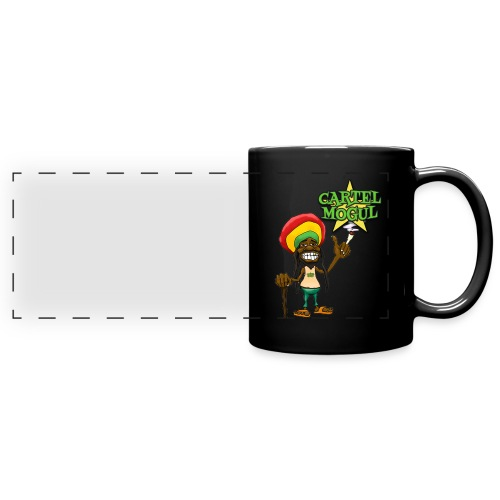Cartel Mogul Coffee Mug - Full Color Panoramic Mug