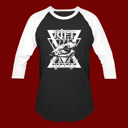 Rift Baseball T - Baseball T-Shirt