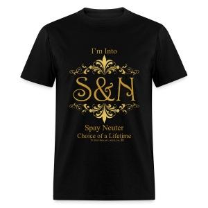 I'm into S & N Men's T-Shirt - Men's T-Shirt