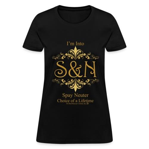 I'm into S & N Woman's T-Shirt - Women's T-Shirt