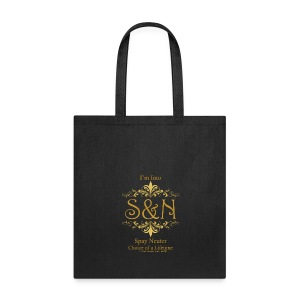 I'm into S & N - Tote Bag