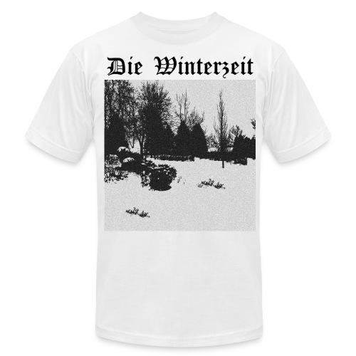 Infinite Winter Timeloop - Men's Fine Jersey T-Shirt