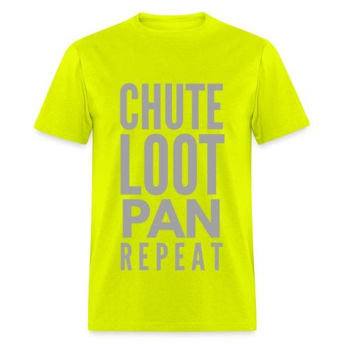 PUBG Chute Loot - Men's T-Shirt