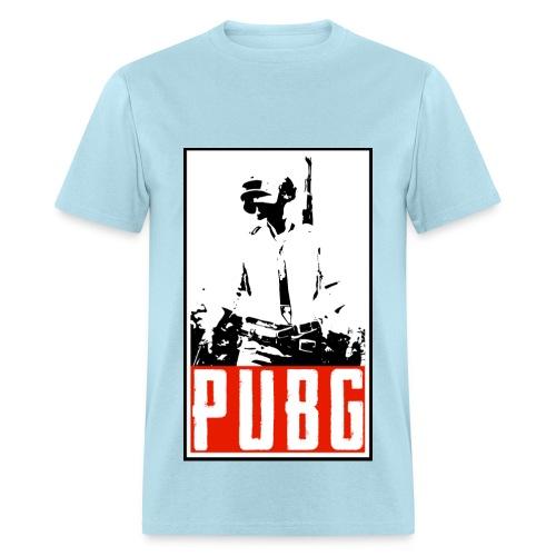 PUBG 3 - Men's T-Shirt