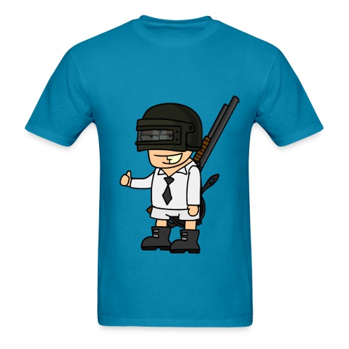 PUBG Dude - Men's T-Shirt